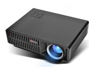 维亮C90高亮版视频投影仪 LED投影光效最大值白天可用