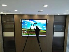 傅友大厦LED显示屏工程