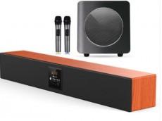 万音600K电视音响 无线K歌音箱soundbar 5.1家庭影院乐视小米客厅