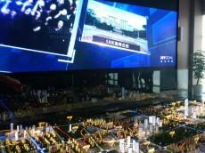 绿地国际城LED屏项目
