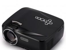 GP70UP 投影行业的精品安卓微型家用投影机