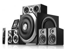 Edifier/漫步者 S5.1MKII数字家庭影院音箱低音炮电视hifi音响
