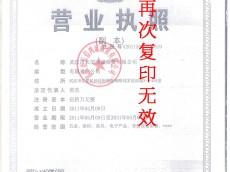 公司营业证件