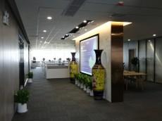 索尼品牌投影机安装效果图