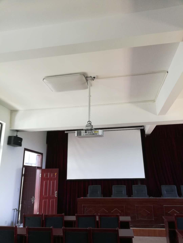 投影仪工程案例